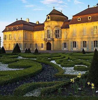 Château de Hellbrunn extérieur