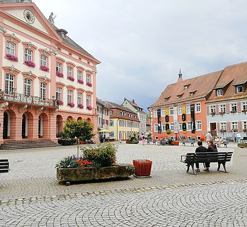 Gengenbach Allemagne mairie