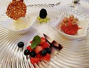 Gengenbach Allemagne sonne restaurant dessert