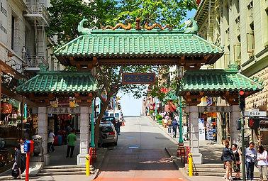 San Francisco Chinatown sud est
