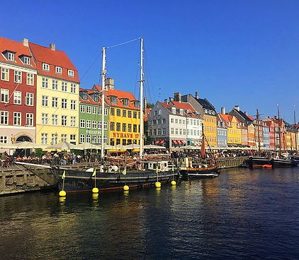 Nyhavn Copenhague sud