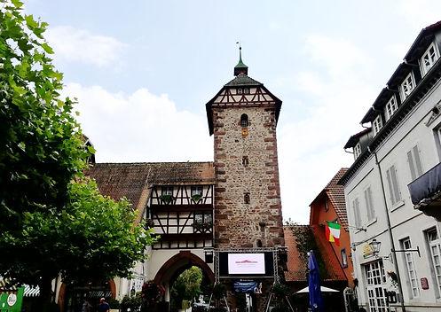 Gengenbach Allemagne zell am hamersbach tour