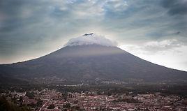 guatemala volcan le fuego
