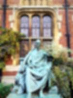 Pembroke college cambridge angleterre
