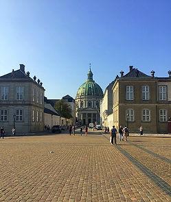 place amalienborg Copenhague est
