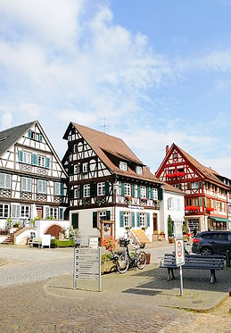 Gengenbach Allemagne place