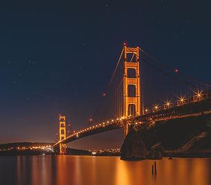 San Francisco Golden Gate Bridge sud est