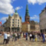 place amagertorv Copenhague est