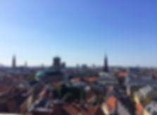 tour ronde Copenhague vue