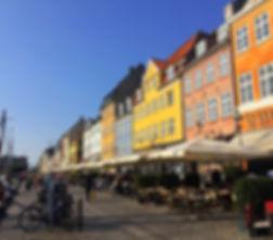 Nyhavn Copenhague est