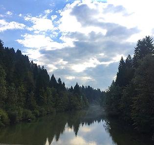 Bled, Slovénie, lac, nature, été, air pur