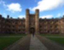 Saint john's college cambridge