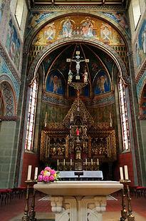 Gengenbach Allemagne église sainte marie hôtel
