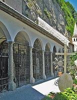 Abbaye de saint pierre Salzbourg cimetière