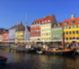 Nyhavn Copenhague nord
