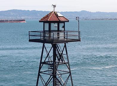 San Francisco alcatraz nord