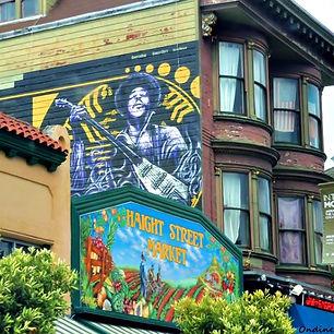 San Francisco Haight ashbury est