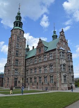 château rosenborg Copenhague