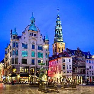 place amagertorv Copenhague sud