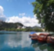 Bled, Slovénie, lac, bateau, détour en slovénie, Autriche