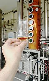 Gengenbach Allemagne distillerie wild fabrication