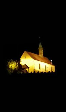 Gengenbach Allemagne watchman tour nuit chapelle