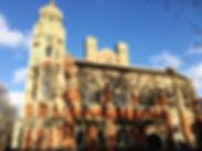 centre ville de cambridge, architecture anglaise, blog voyage, made in trip