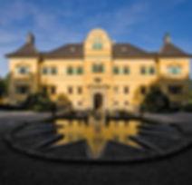 Château de Hellbrunn jardin