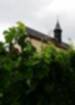 Gengenbach Allemagne chapelle saint jakob clocher