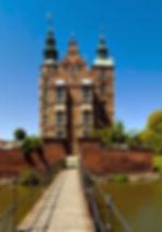 château rosenborg Copenhague est