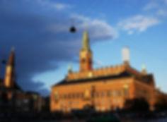 Radhuspladsen Copenhague nord