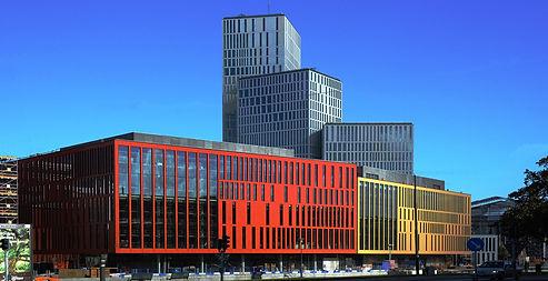Suellshamnen Malmo Building