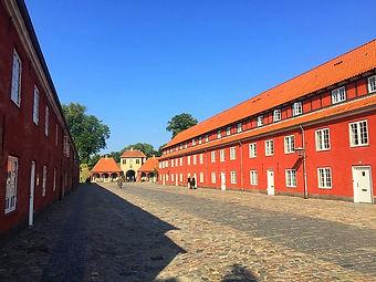 Kastellet Petite sirène Copenhague ouest