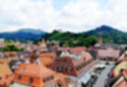 Gengenbach Allemagne Narrenmuseum vue
