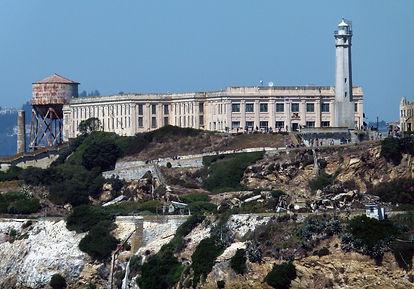 San Francisco alcatraz est