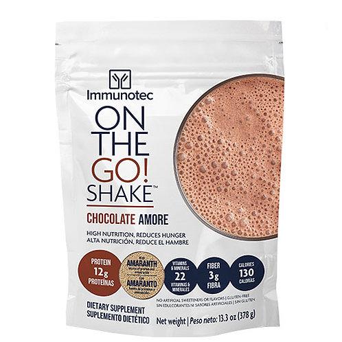 ON THE GO SHAKE - CHOCOLATE AMORE