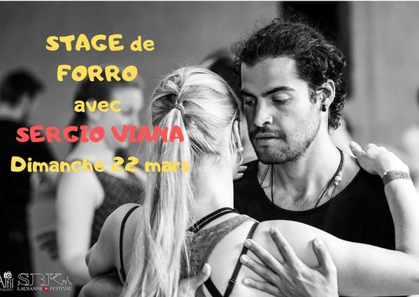 Présentation du stage avec Sergio Viana