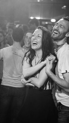 Danse à 2 avec Vanessa pour les cours de danses et soirées brésiliennes