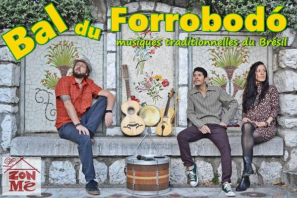Lien vers bal Forrobodo pour de la musique live