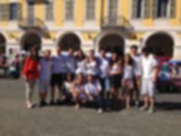 Groupe Forro de Nice pour la fête Yemandja
