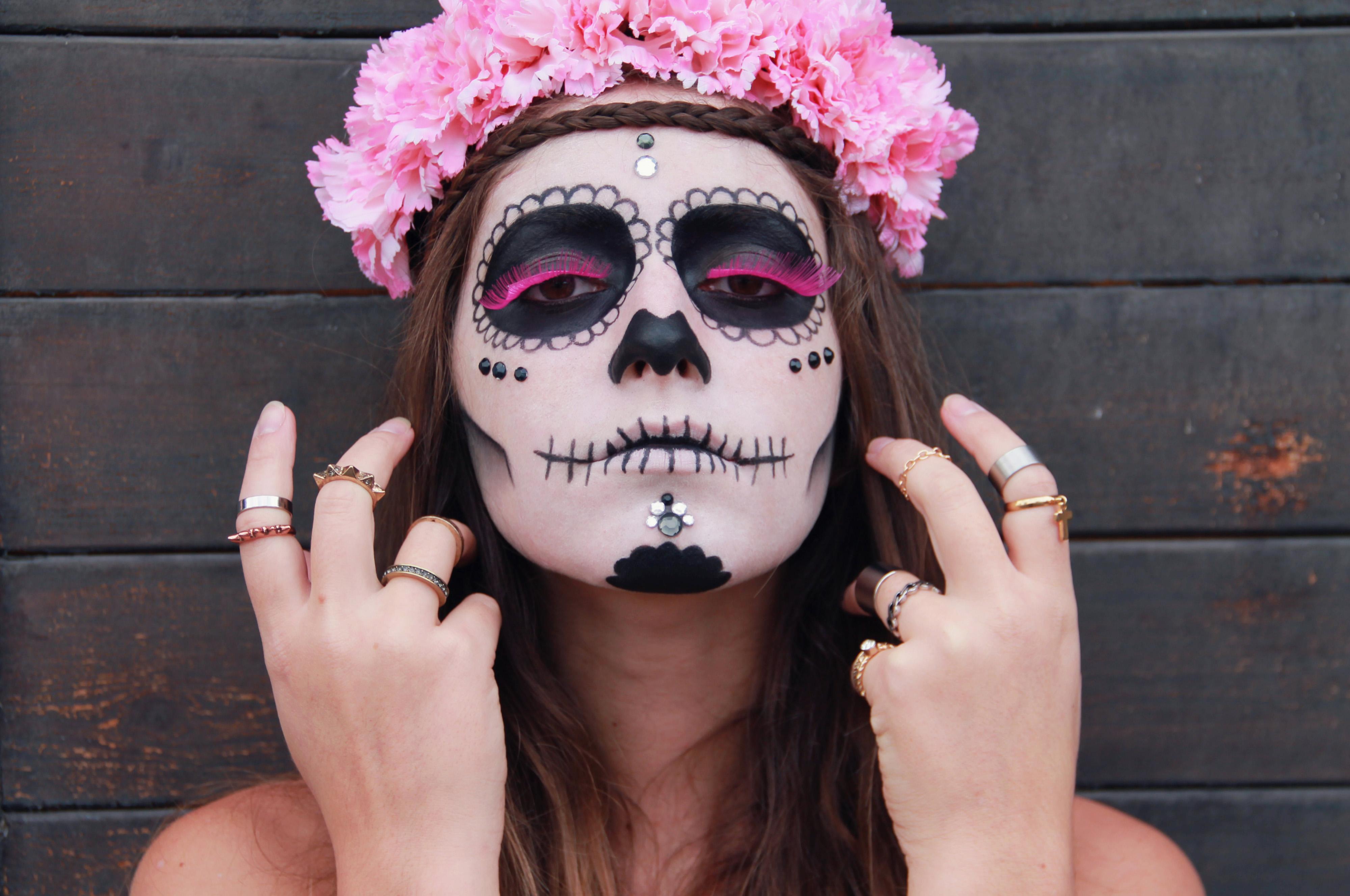halloween mexicain
