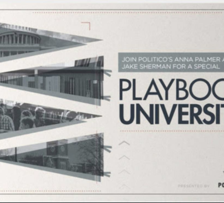POLITICO's Playbook University & An Interview with Mayor Bowser