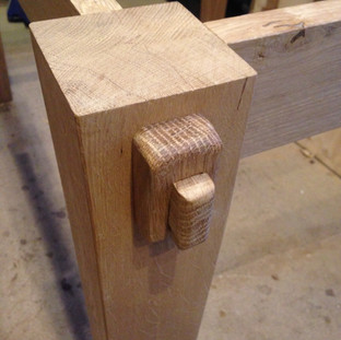 Joinery detail