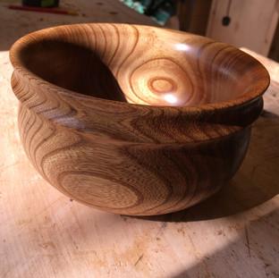 Elm porridge bowl