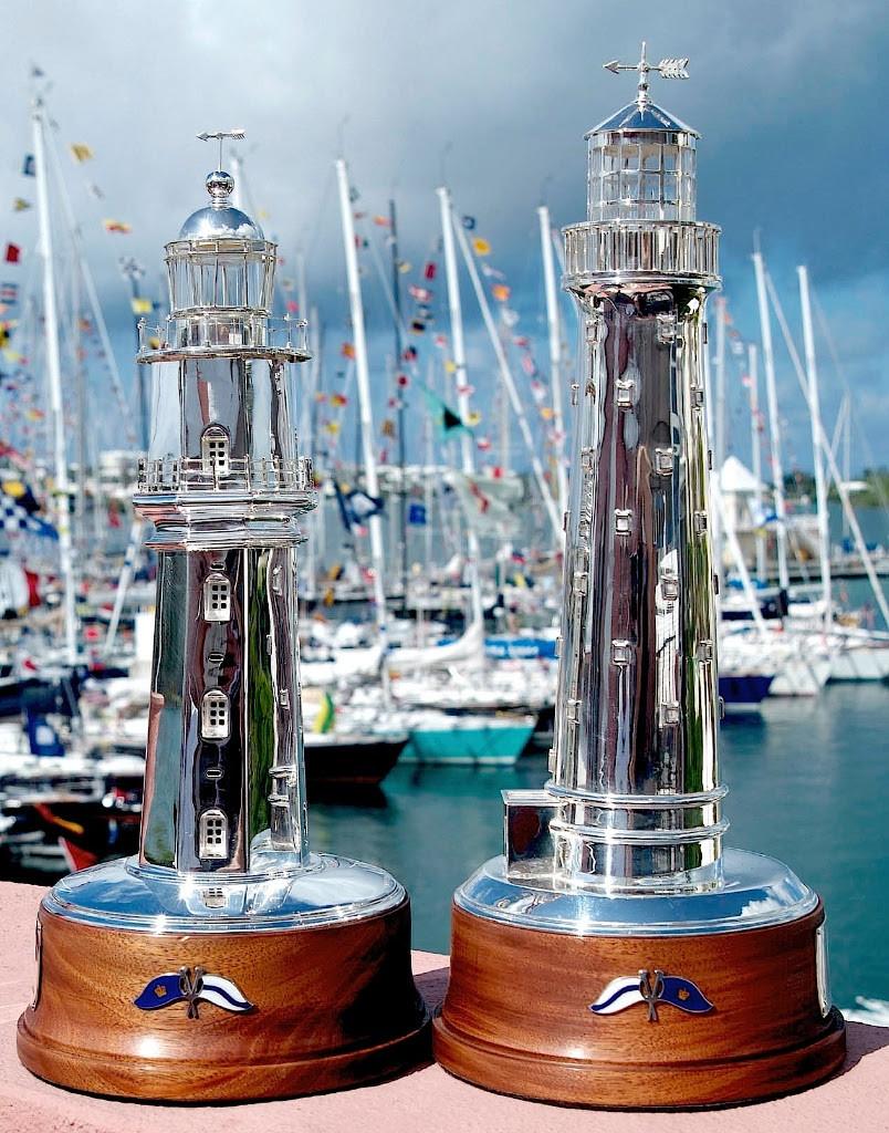 St Davids Lighthouse trophy