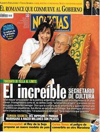 Revista Noticias, September 2004 Issue