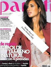 Revista Para Tí, October 2002 Issue