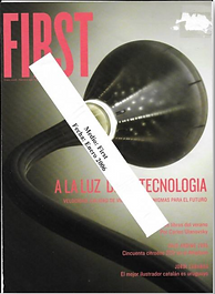 Revista First, January 2006 Issue
