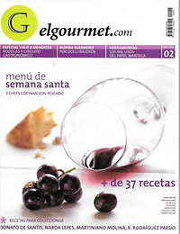 Revista el Gourmet, March 2005 Issue