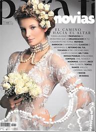 Revista Para Tí Novias, 2006 Issue